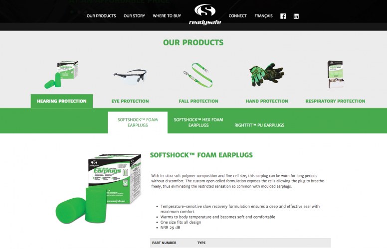 readysafe-web-products